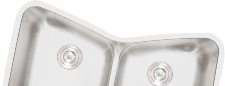 All Bella Stainless Steel Sinks Are Made From The Finest Nickel Bearing  Stainless Steel And Will Become Lovelier With Use And Age. Bella Sinks Are  Solid ...